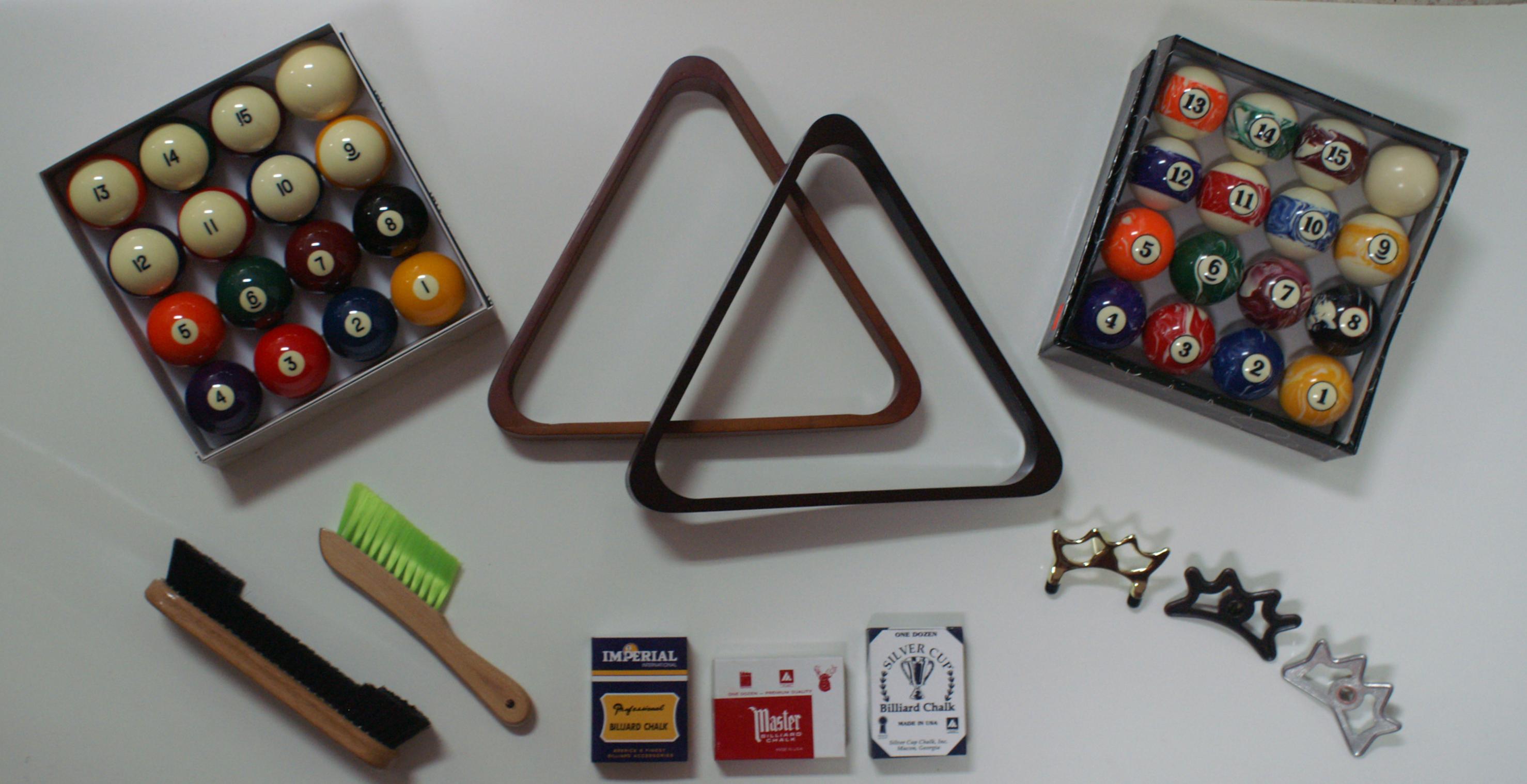 Billares columbia accesorios - Accesorios billar ...